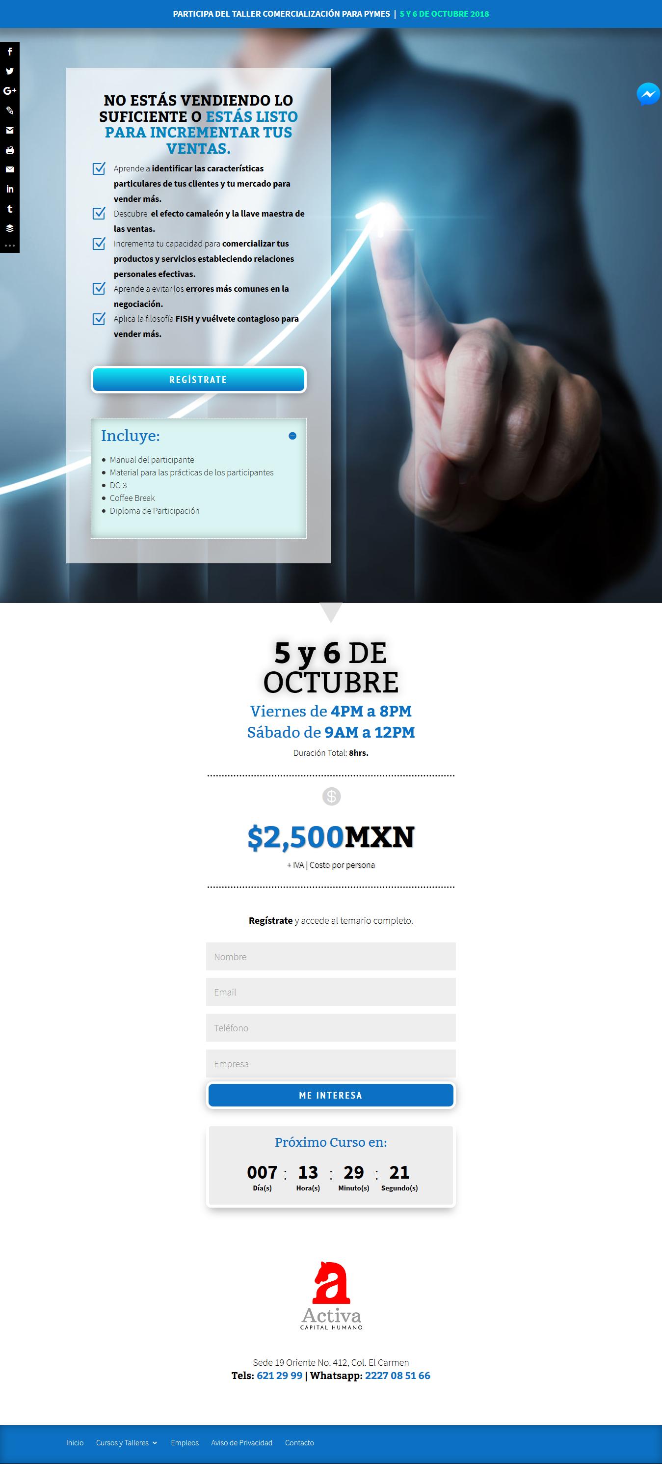 Screenshot_2018-09-27 Comercialización para PYMES Activa Capital Humano