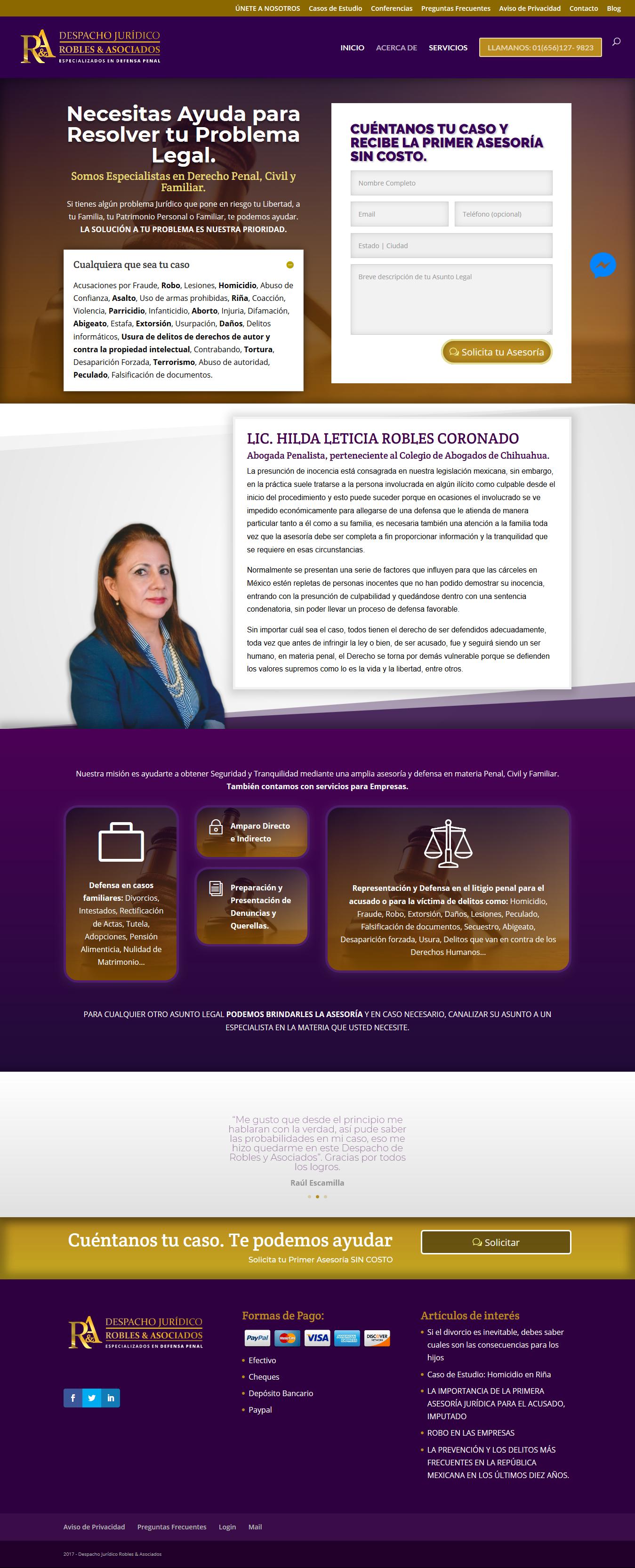 Screenshot_2018-09-27 Despacho Jurídico Robles Asociados Abogados especialistas en derecho penal en Ciudad Juárez