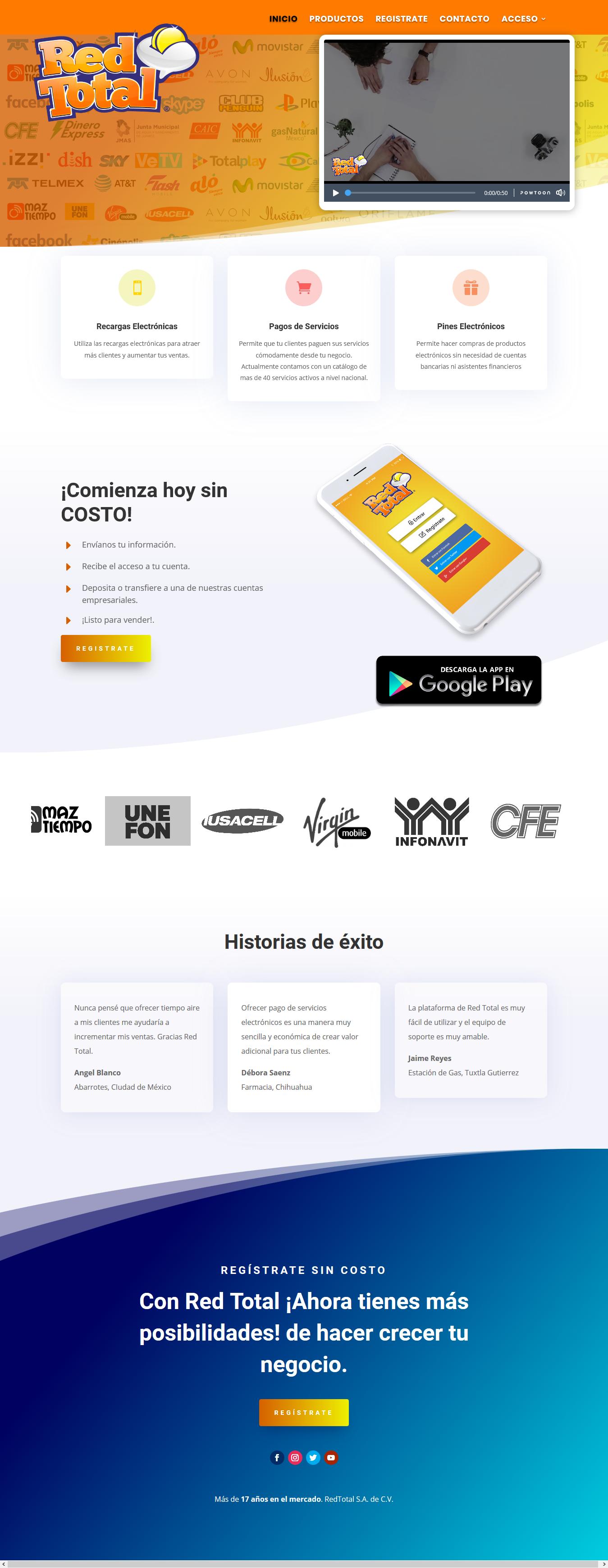 Screenshot_2018-09-27 Red Total Vende Recargas Electrónicas y Recibe Pago de servicios