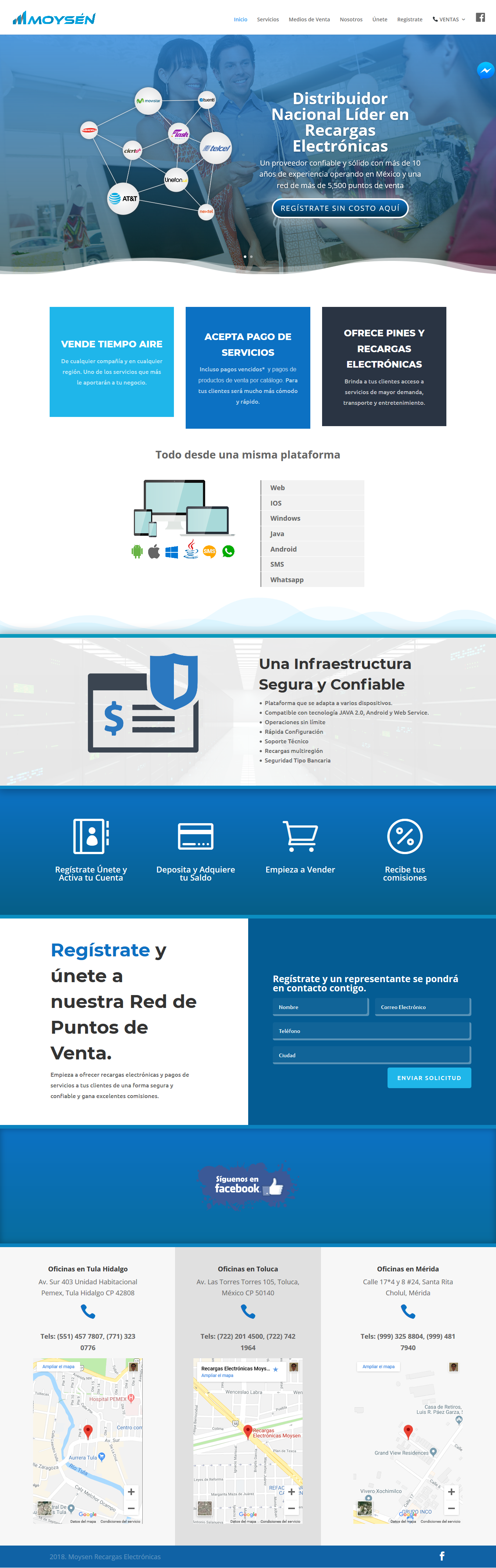 Screenshot_2018-10-02 Recargas Moysen Líder en recargas Electrónicas y venta de tiempo aire en México