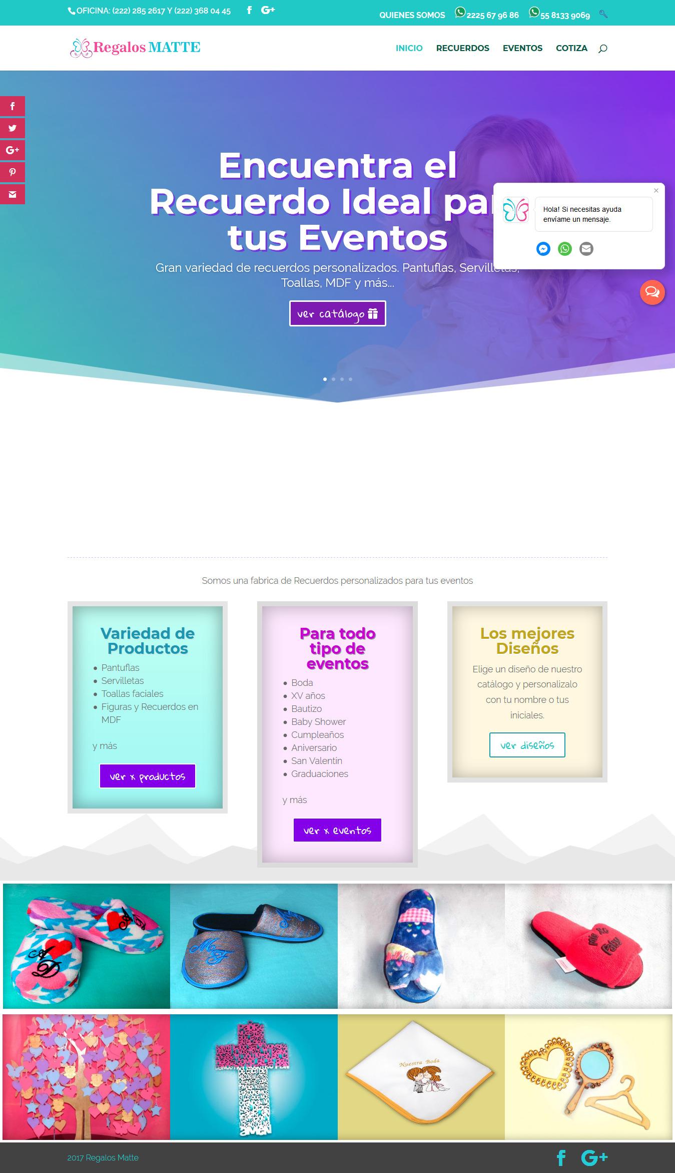 Screenshot_2018-10-02 Recuerdos personalizados para eventos